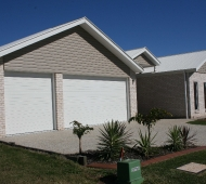 North Brisbane Gable Cladding