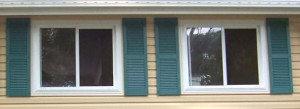 Decorative Shutters for Windows