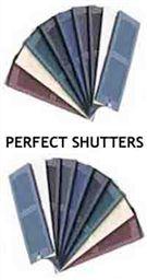 Decorative Shutters Colours