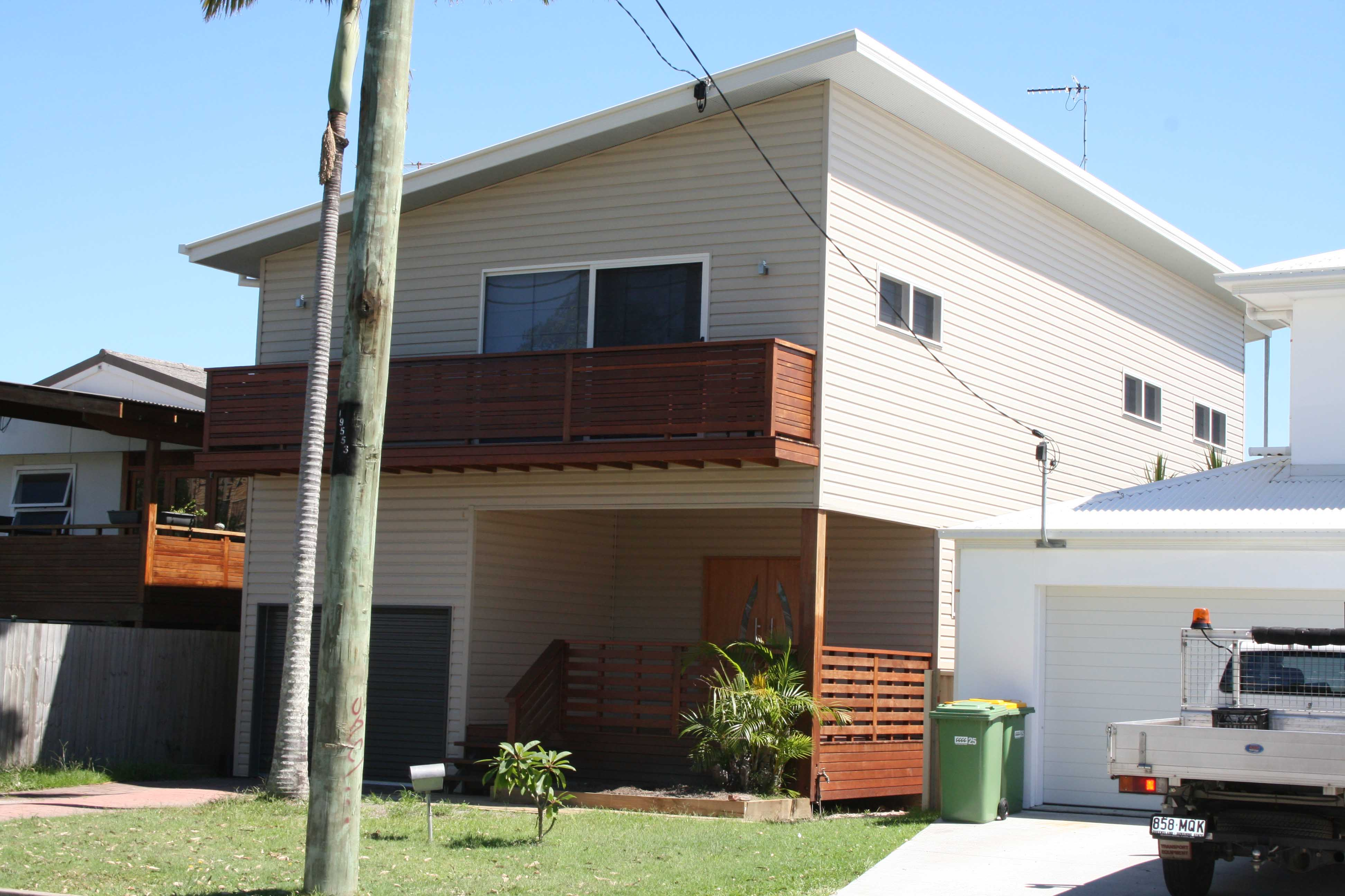 Cladding Tweed Northern Nsw Vinyl Cladding House