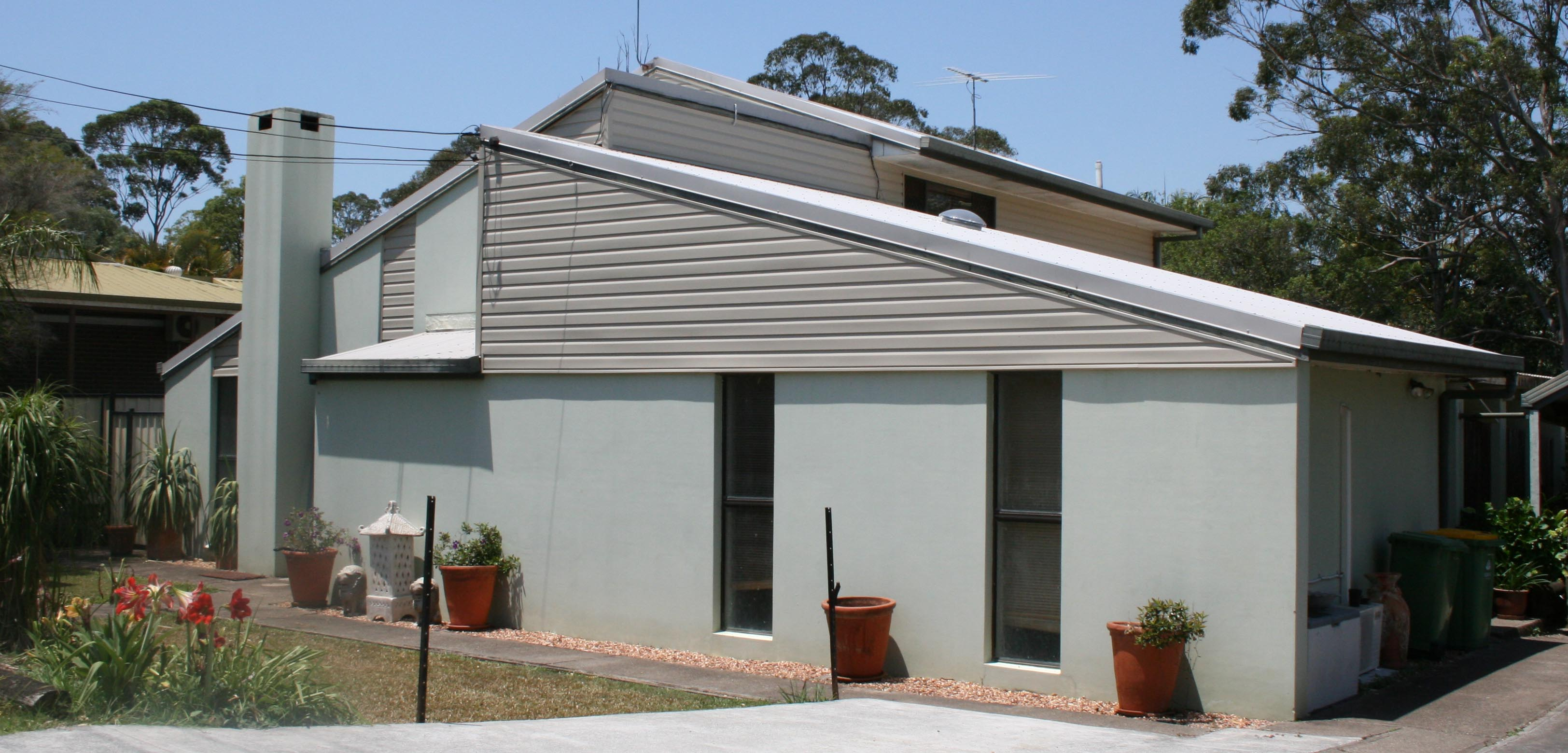 Cladding mackay and vinyl cladding installed to your - Exterior plastic cladding for houses ...